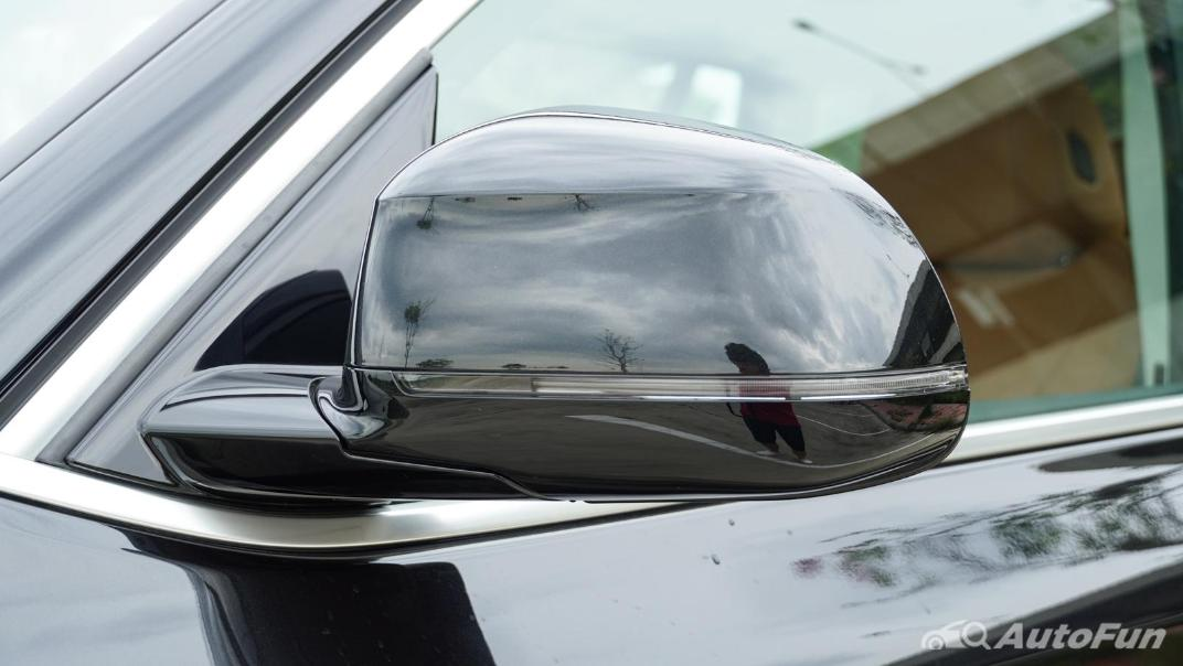 2020 2.0 BMW X3 xDrive20d M Sport Exterior 036