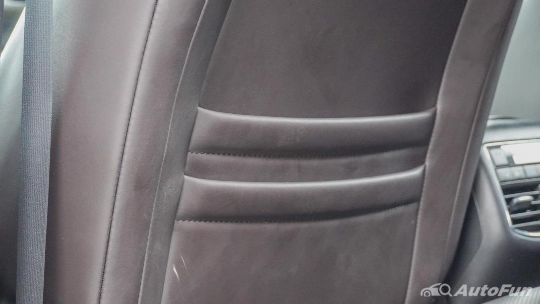 2020 2.5 Mazda CX-8 Skyactiv-G SP Interior 046