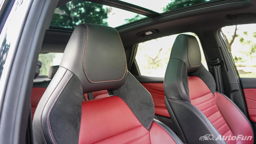 2020 MG HS 1.5 Turbo X Interior 036