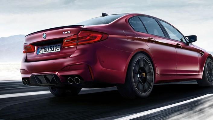 BMW M5-Sedan 2020 Exterior 003