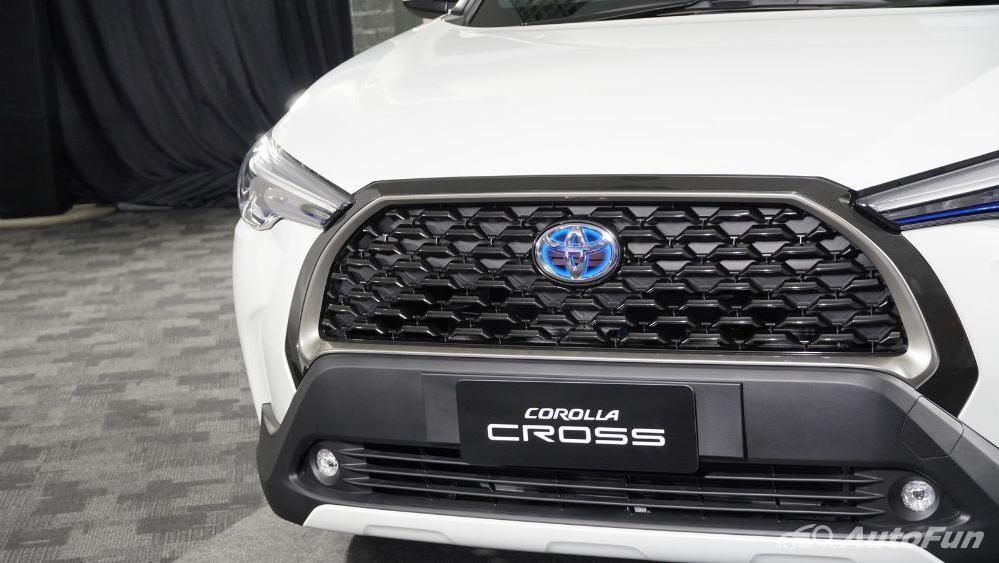 Toyota Corolla Cross Exterior 043