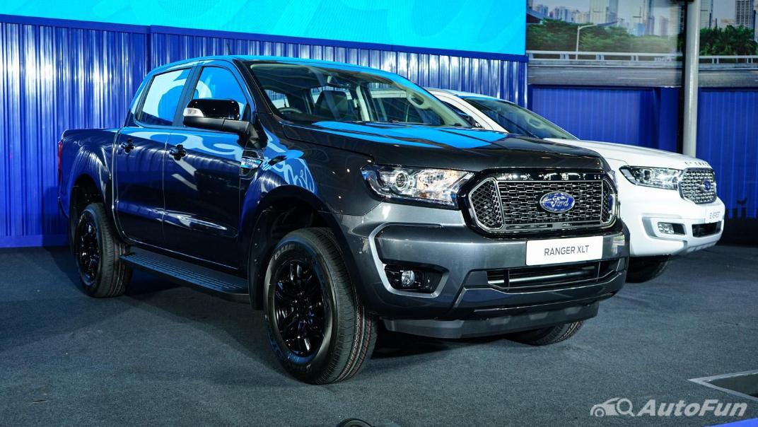 2021 Ford Ranger XLT Exterior 009