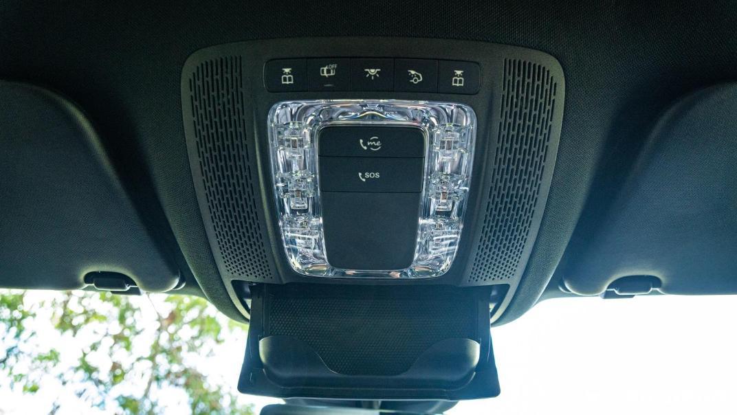 2021 Mercedes-Benz GLE-Class 350 de 4MATIC Exclusive Interior 033
