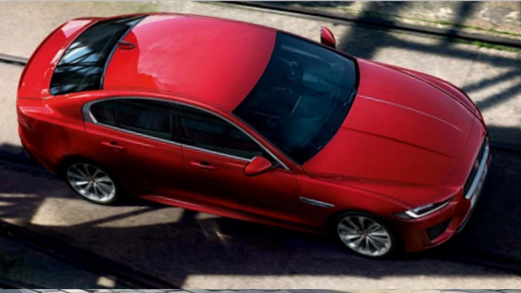 Jaguar XE 2020 Exterior 003