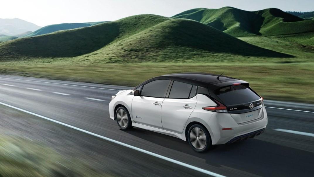 Nissan Leaf 2020 Exterior 005