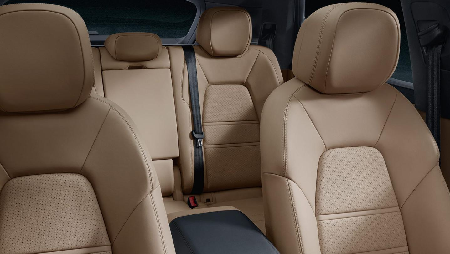 Porsche Cayenne 2020 Interior 003