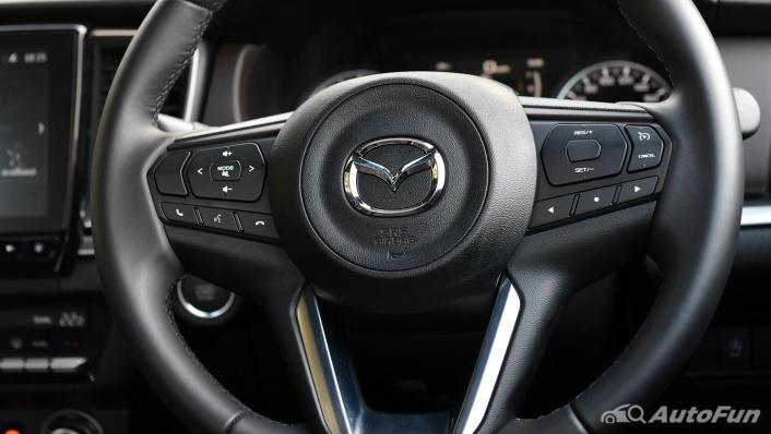 2021 Mazda BT-50 Pro Double Cab 3.0 SP 6AT 4x4 Interior 005
