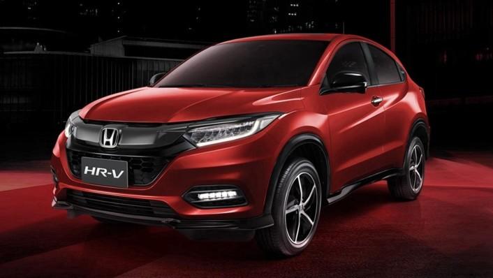 Honda HR-V Public 2020 Exterior 001