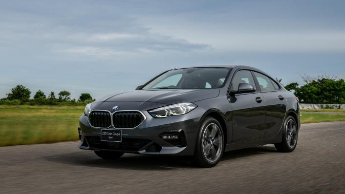 2021 BMW 2 Series Gran Coupe 220i Sport Exterior 007