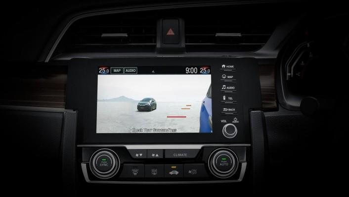 Honda Civic 2020 Interior 005