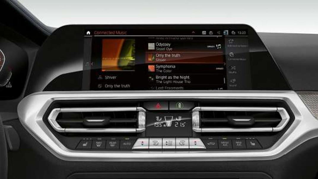 BMW 3-Series-Sedan 2020 Interior 005