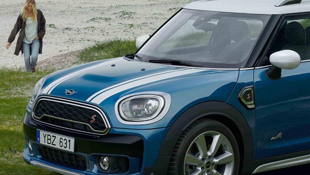 Mini Countryman 2020 Exterior 011