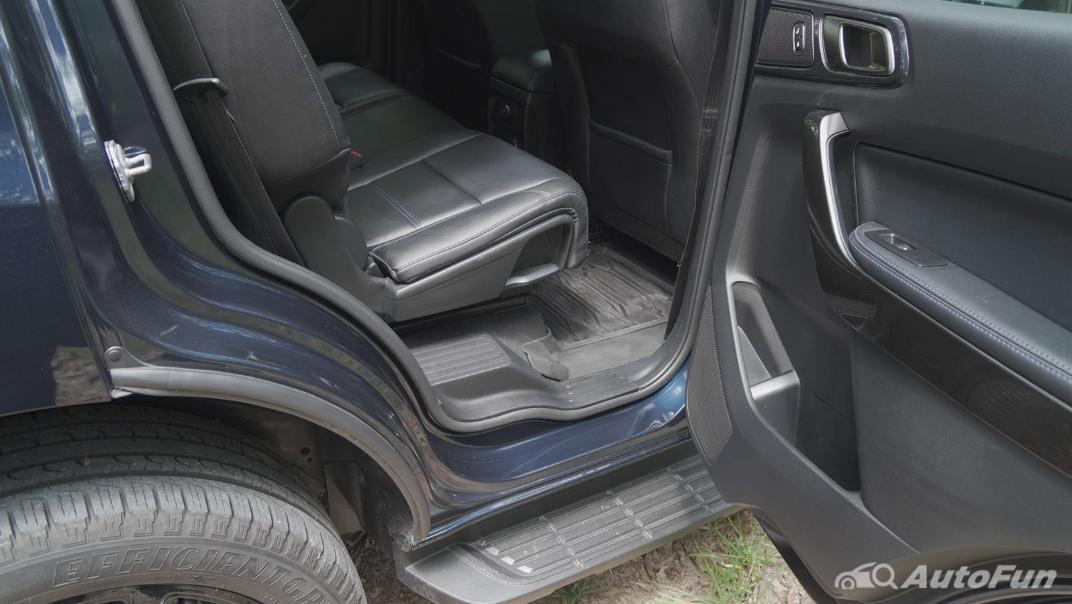 2021 Ford Everest 2.0L Turbo Titanium 4x2 10AT - SPORT Interior 044