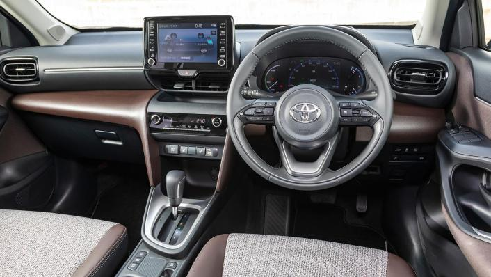 2020 Toyota Yaris Cross International Version Interior 001