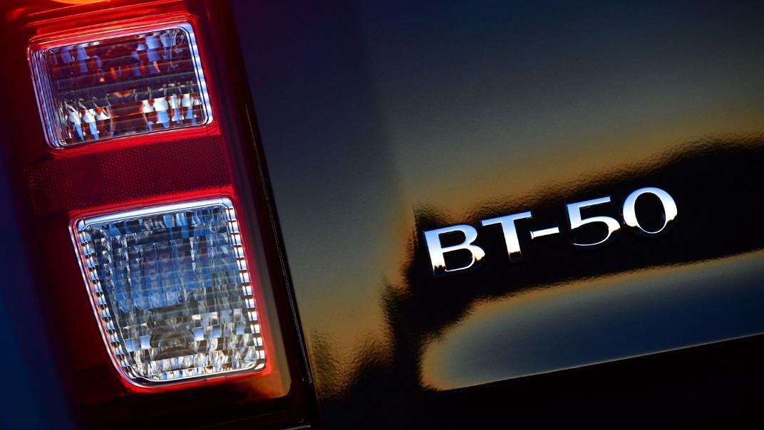 2021 Mazda BT-50 Double cab Upcoming Version Exterior 014