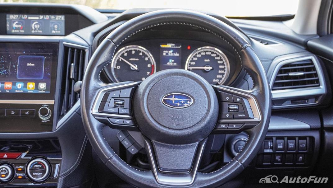 2020 Subaru Forester 2.0i-S EyeSight GT Interior 004