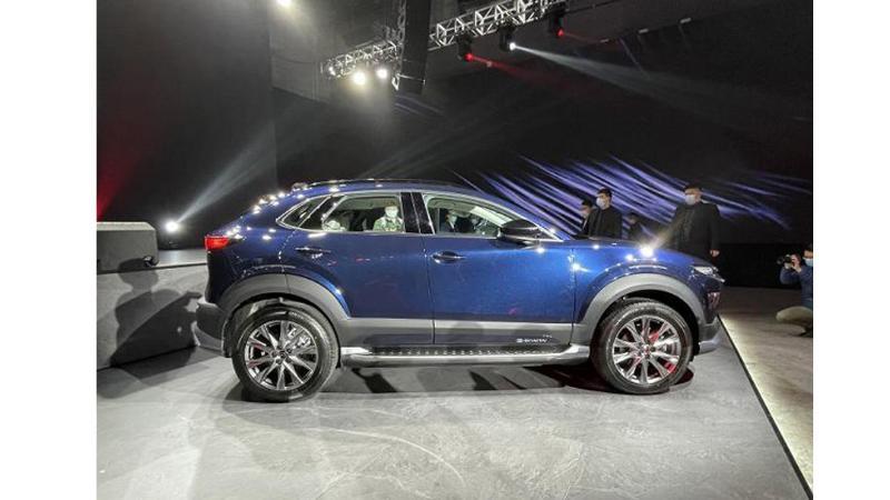 มาขายเมืองไทยเถอะ! 2021 Mazda CX-30 EV เวอร์ชั่นไฟฟ้าคาดวิ่งได้ไกล 400 กม. 02