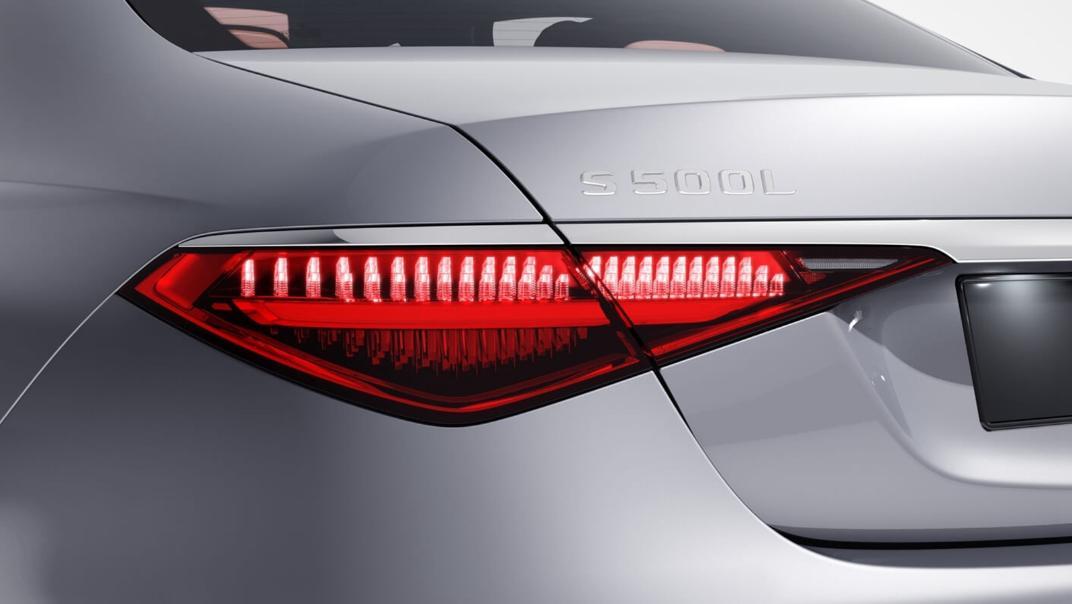 2021 Mercedes-Benz S-Class Exterior 008