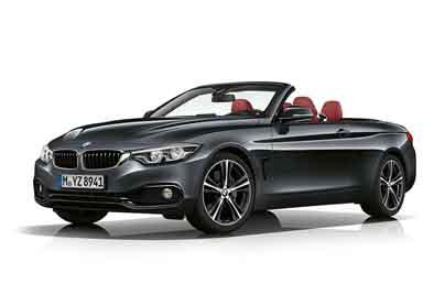 2020 BMW 4 Series Convertible 2.0 430i M Sport