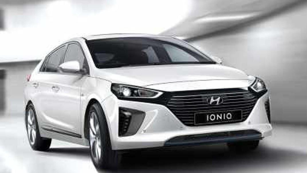 Hyundai Ioniq 2020 Exterior 003