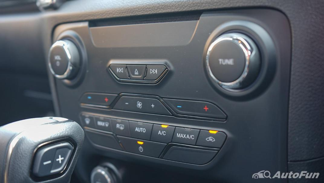 2020 Ford Ranger Double Cab 2.0L Turbo Wildtrak Hi-Rider 10AT Interior 022
