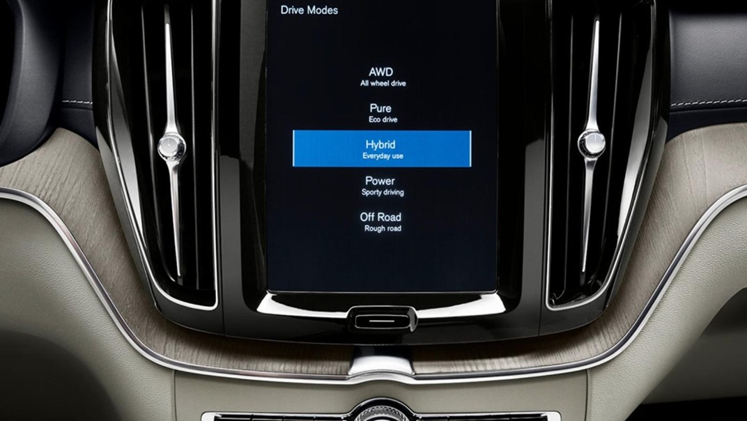 Volvo XC 60 2020 Interior 007