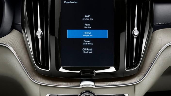 Volvo XC 60 Public 2020 Interior 007