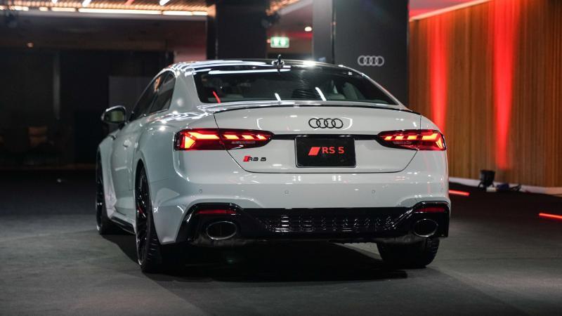 2021 Audi RS 5 Coupe ราคาไทยอย่างเป็นทางการ 5.99 ล้านบาท แพงไปเหรอ ดูออพชั่นซะก่อน 02