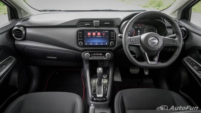 2021 Nissan Almera 1.0L Turbo V Sportech CVT Interior 001