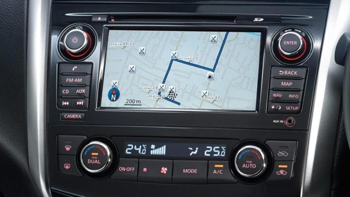 Nissan Teana 2020 Interior 003