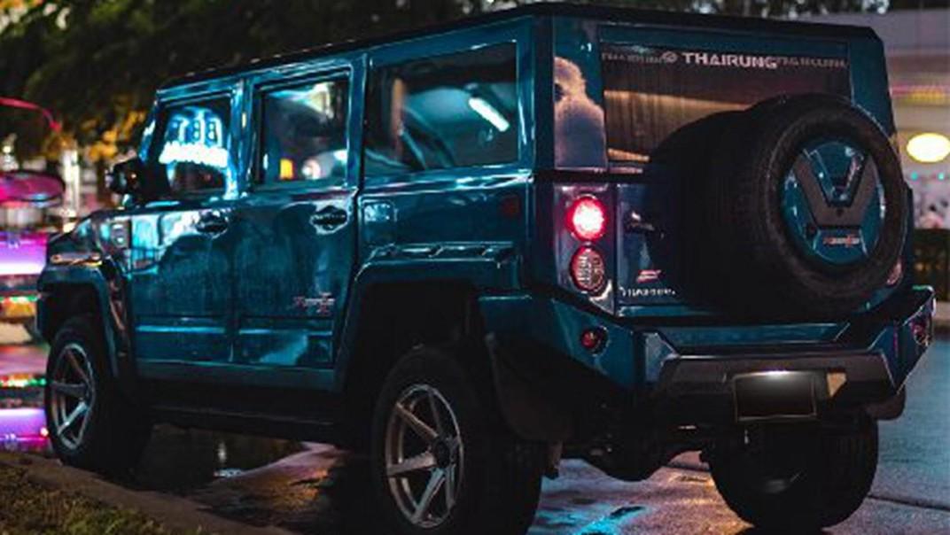 Thairung TR Transformer II 5 Seater 2020 Exterior 008