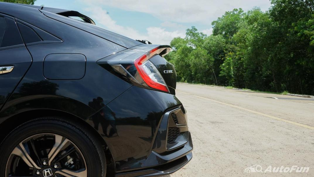 2020 Honda Civic 1.5 Turbo RS Exterior 068