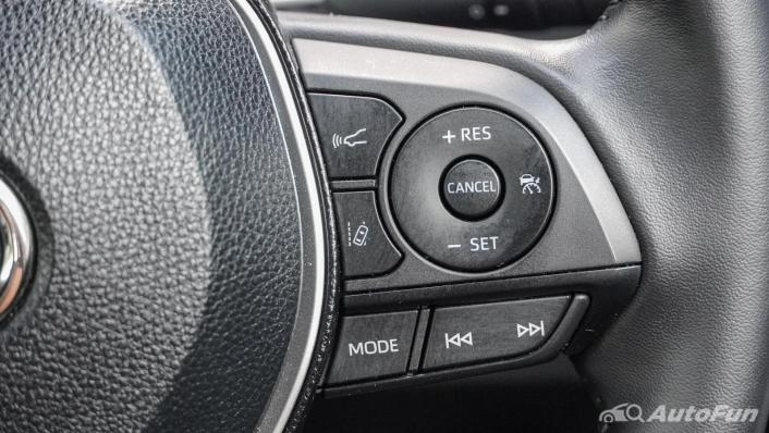 2020 Toyota Corolla Cross 1.8 Hybrid Premium Safety Interior 007