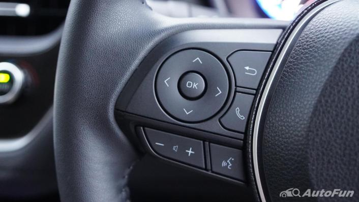 2021 Toyota Corolla Altis 1.8 Sport Interior 003