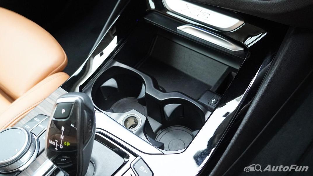 2020 BMW X3 2.0 xDrive20d M Sport Interior 029