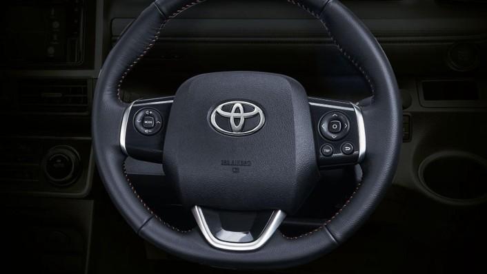 Toyota Sienta 2020 Interior 003