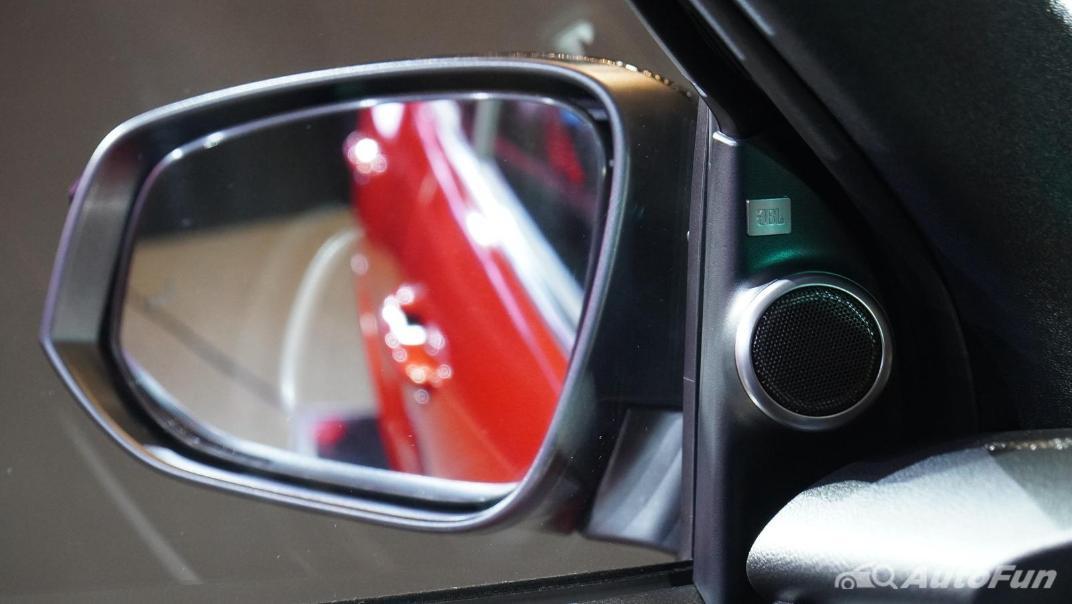 2021 Toyota Fortuner 2.8 GR Sport 4WD Interior 016
