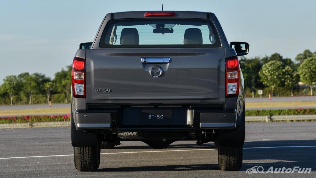 Mazda BT-50 Pro 2021 Exterior 037