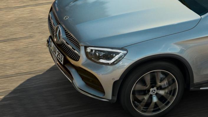 Mercedes-Benz GLC-Class 2020 Exterior 010