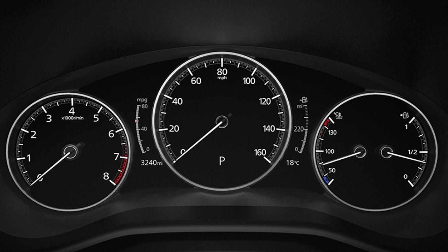 Mazda 3 Fastback 2020 Interior 003