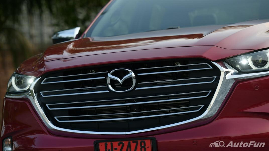 2021 Mazda BT-50 Pro Double Cab 1.9 SP Hi-Racer Exterior 004