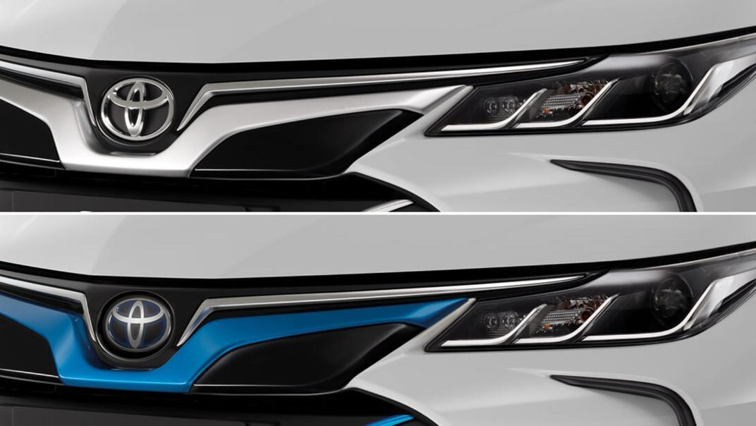 Toyota Corolla Altis 2021 Exterior 012