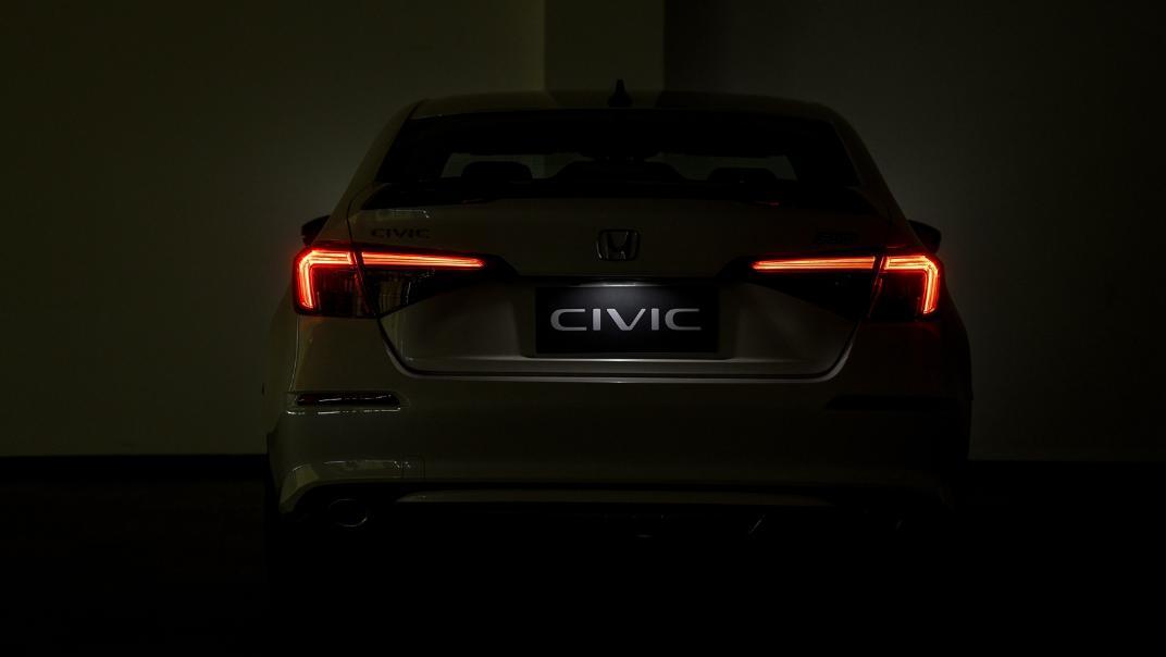 2022 Honda Civic RS Exterior 013