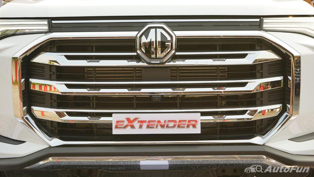 2021 MG Extender Exterior 005