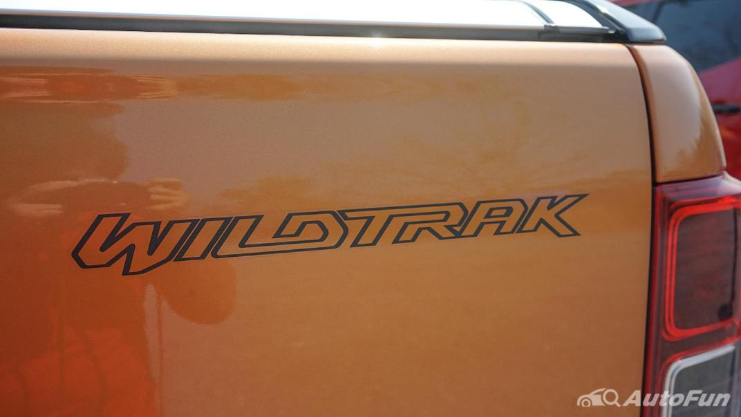 2020 Ford Ranger Double Cab 2.0L Turbo Wildtrak Hi-Rider 10AT Exterior 024