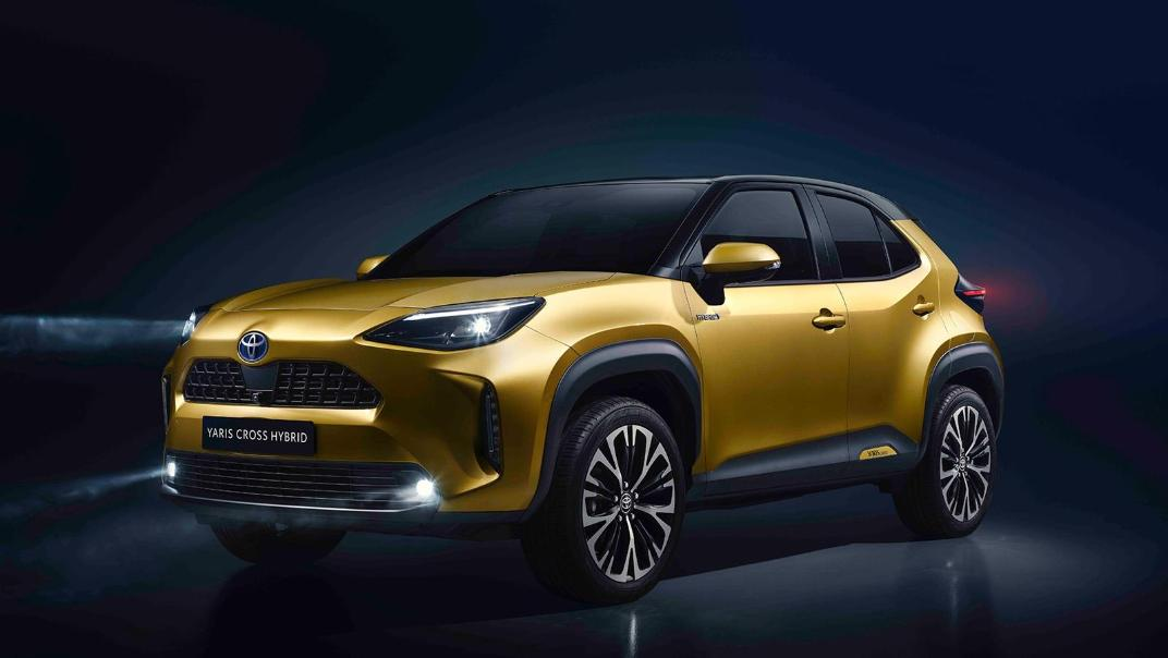 2020 Toyota Yaris Cross International Version Exterior 014