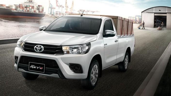Toyota Hilux Revo Standard Cab 2020 Exterior 001