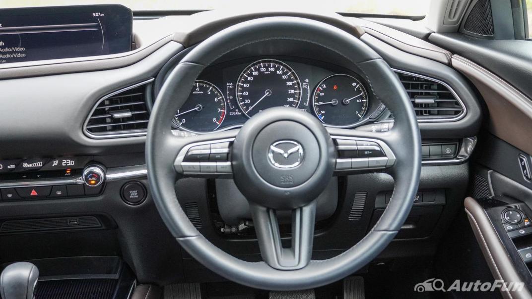 2020 Mazda CX-30 2.0 C Interior 003