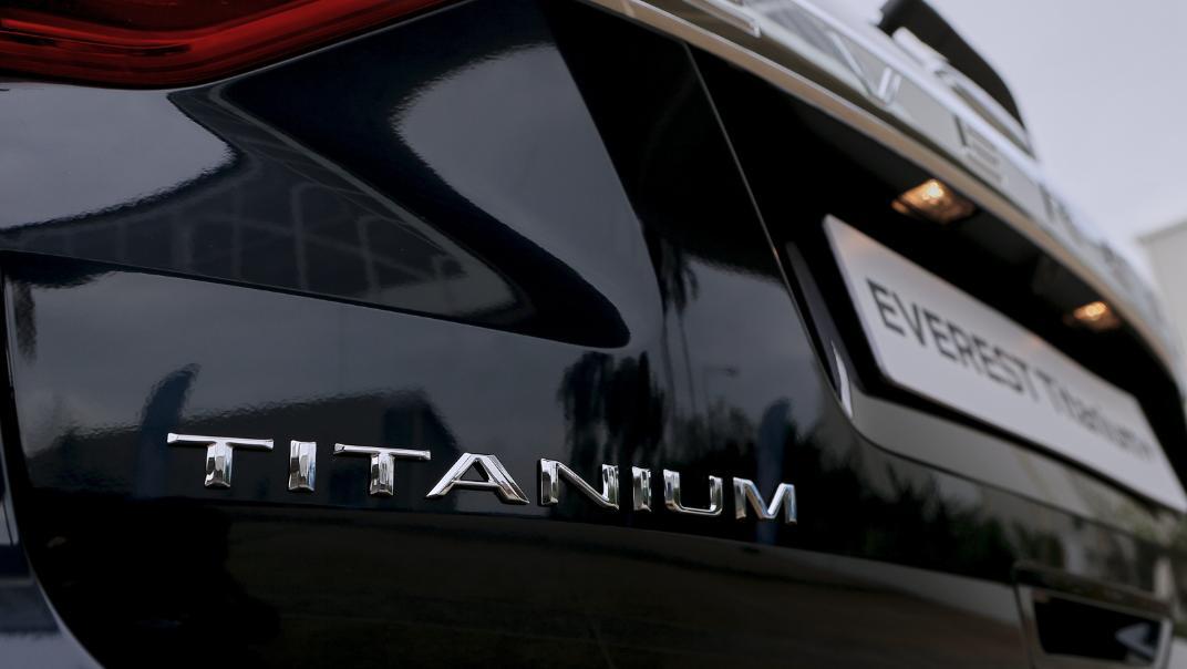 2021 Ford Everest Titanium+ Exterior 031