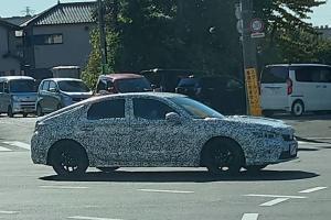 สปายช็อต 2021 Honda Civic Hatchback รุ่นใหม่ แย้มความสปอร์ตเหนือกว่ารุ่นซีดาน